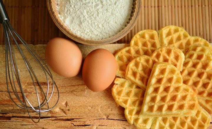 Swedish-Waffles