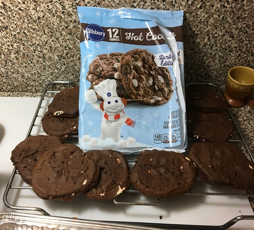 Pillsbury Hot Cocoa Cookies