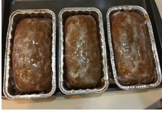 Libby's Pumokin Bread Iced